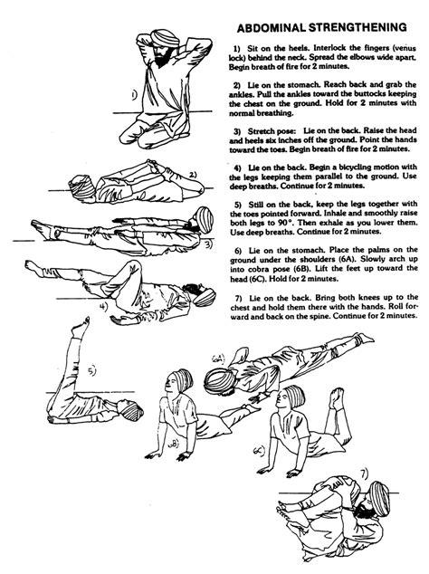 Rubies In Crystal: Abdominal Strengthening Yoga