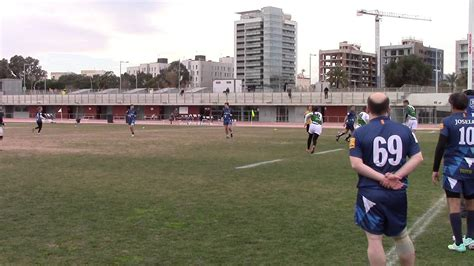 Rugby Touch Enginyers de Barcelona VS cornella   YouTube