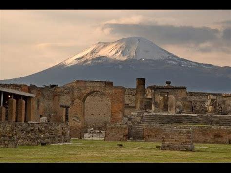 Ruinas de Pompeya, antigua ciudad romana   YouTube