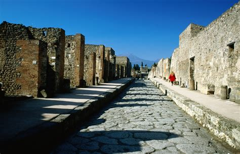 Ruins of Pompeii   Lonely Planet