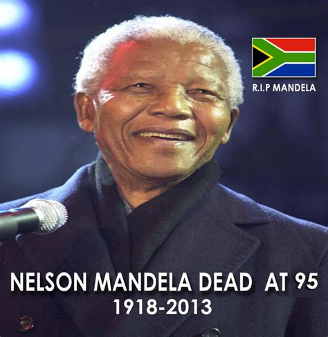 RulaBrownNetwork  RBN : NELSON MANDELA DEAD at 95 ...