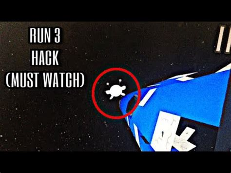 RUN 3 HACK  MUST WATCH  [COOL MATH GAMES THROWBACK ...