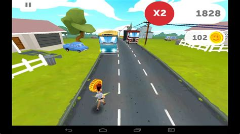 Run forest run game for Android   YouTube