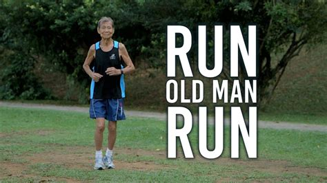 Run, Old Man, Run   Outliers   Channel NewsAsia Connect ...