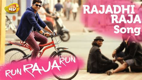 Run Raja Run Video Songs   Rajadhi Raja Song   Sharwanand ...