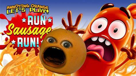 Run Sausage Run #1 [Annoying Orange]   YouTube
