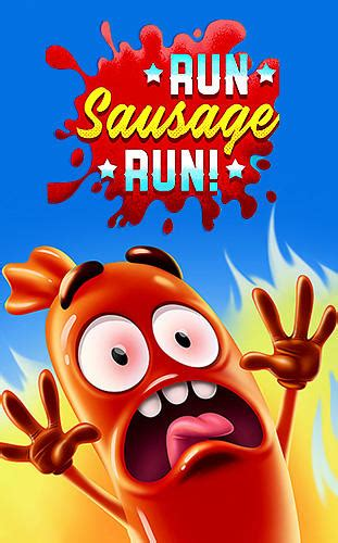 Run, sausage, run! for Android   Download APK free