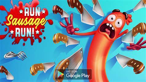Run Sausage Run | Game Trailer | TabTale   YouTube