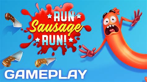 Run Sausage Run!   He just wants to live! One Touch ...