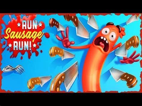 Run Sausage Run! Mobile Gameplay #2   YouTube