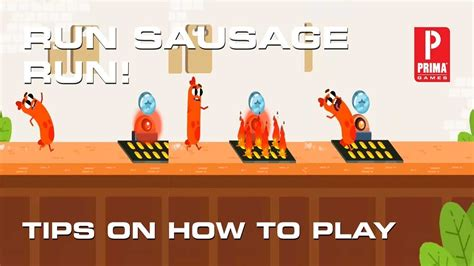 Run Sausage Run! Tips to Play   YouTube