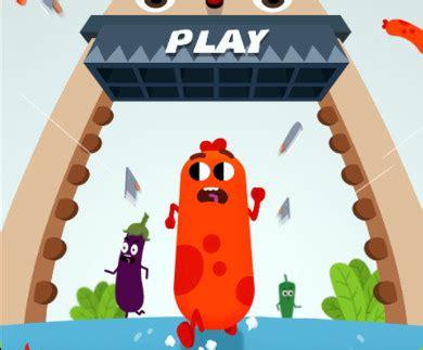 Run Sausage Run, una Salsiccia in Cucina   Giochi.com