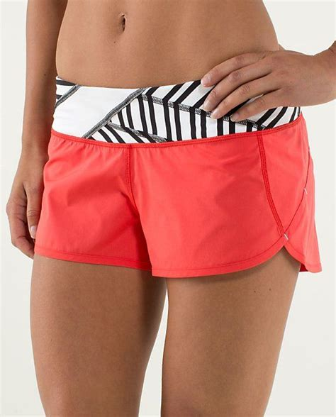 Run: Speed Short in Love Red // lululemon. quite possibly ...