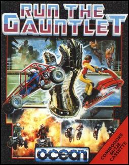 Run the Gauntlet   Commodore 64/128   IGN