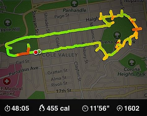 Runner Draws Penises, Strippers and Dogs Using Nike+ App