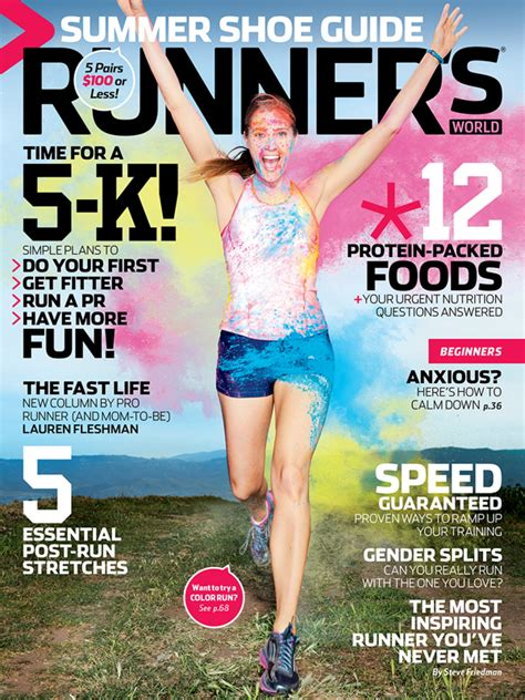 Runner s World Magazine Subscription for $4.99 :: Southern ...