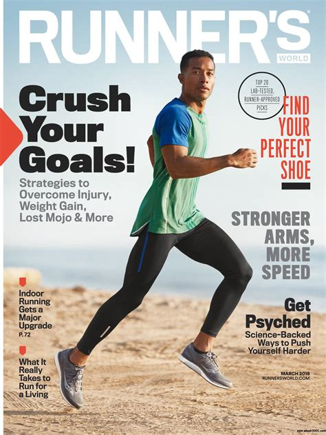 Runner s World USA   March 2018   Free eBooks Download