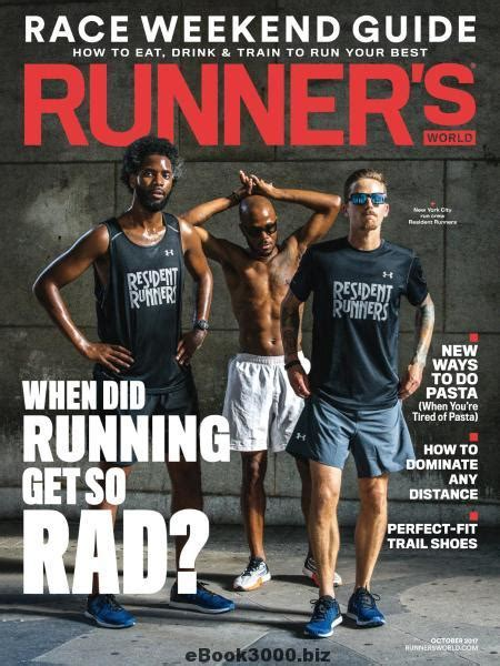 Runner s World USA   October 2017 Free PDF Magazine Download