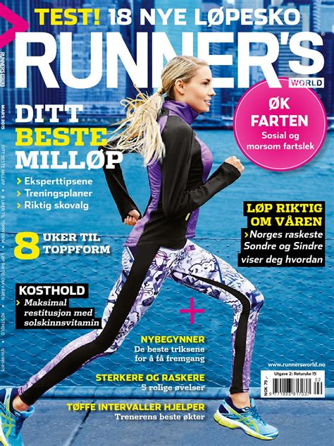 Runner  World 215 by Runner s World Norge   Issuu