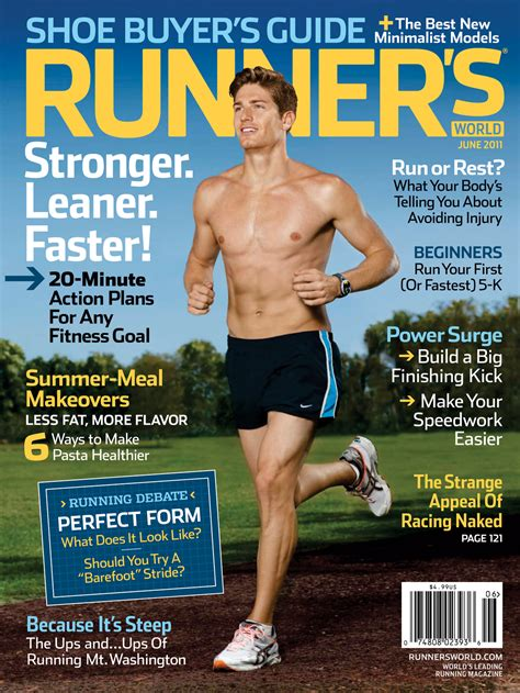 Runners World Has Social Media Klout | Sports Techie