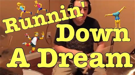 Runnin  Down A Dream   Drum cover   Tom Petty And The ...