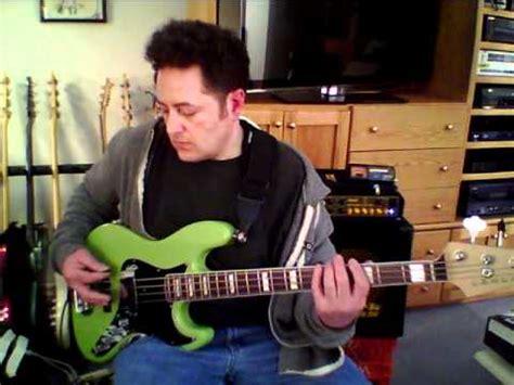 Runnin  Down A Dream   Tom Petty Bass Cover Playalong ...