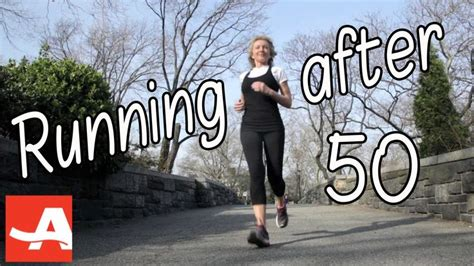 Running After 50 | Best of Everything with Barbara Hannah ...