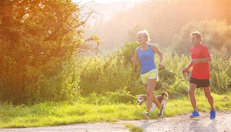 Running and jogging   health benefits   Better Health Channel