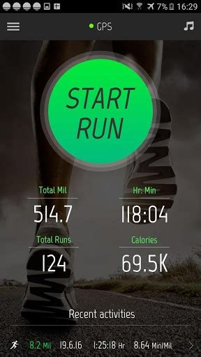 Running Distance Tracker + APK Download for Android