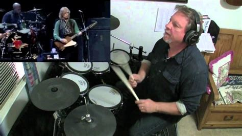 Running Down A Dream   Tom Petty  Drum Cover    YouTube