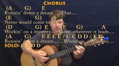 Running Down A Dream  Tom Petty  Strum Guitar Cover Lesson ...