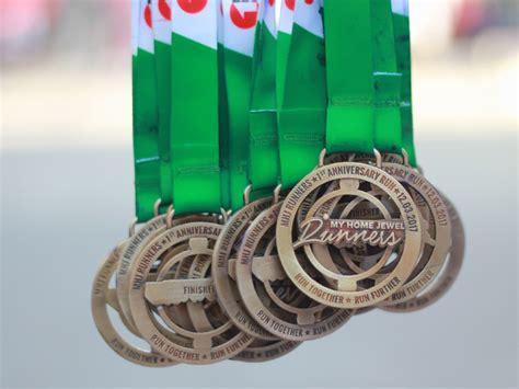 Running Event Medal Design   3K, 5K and 10K   Art   Trophy ...