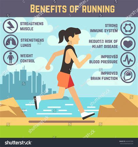 Running Female Jogging Women Cardio Exercise Stock ...