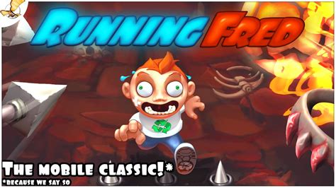Running Fred APK Download   Free Arcade GAME for Android ...