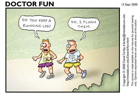 Running Funnies   TooTallFritz