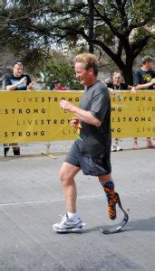 Running on His Last Leg   Fitter After 50
