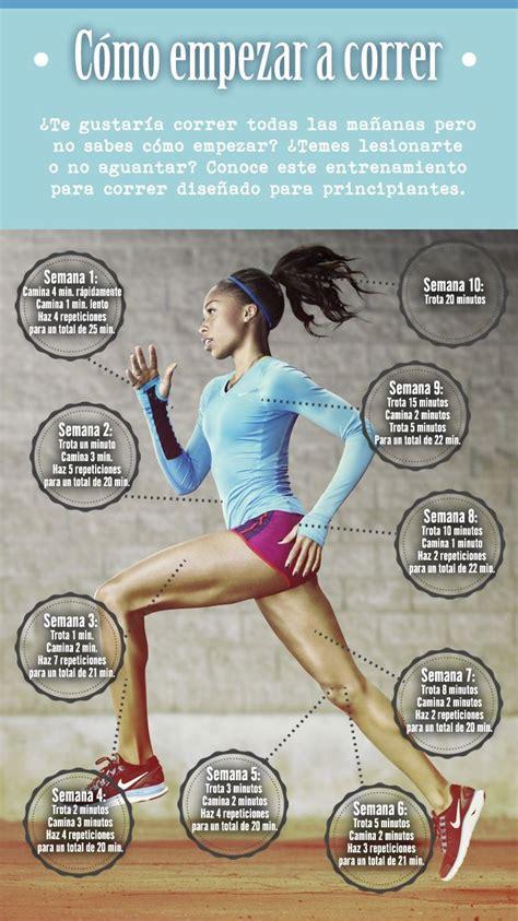 Running para principiantes. Comienza a correr sin lesiones.