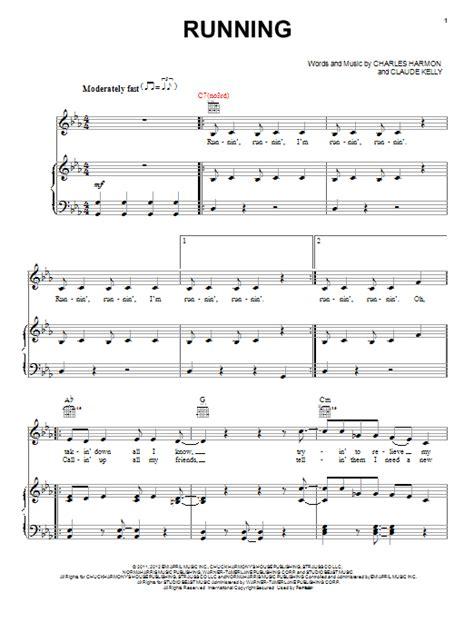 Running/Runnin    Sheet Music Direct