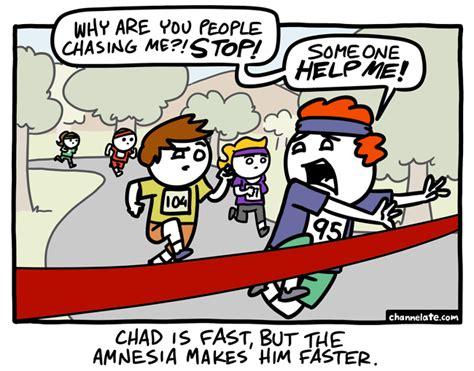 Running. – Channelate