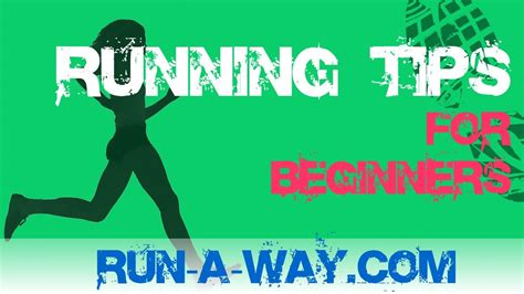 Running Tips And Tricks   Tips For Beginners   YouTube