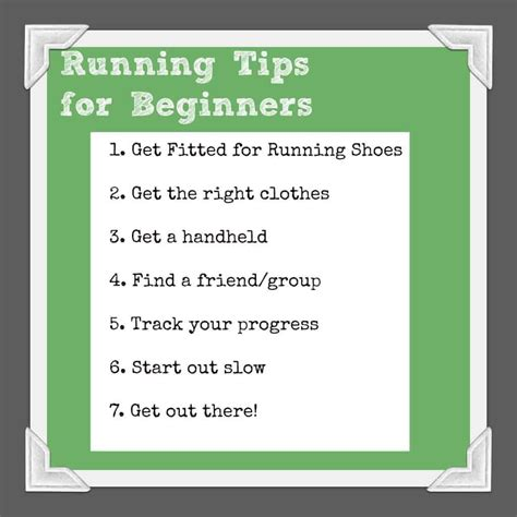 Running Tips for Beginners: Part One   Build Your Bite