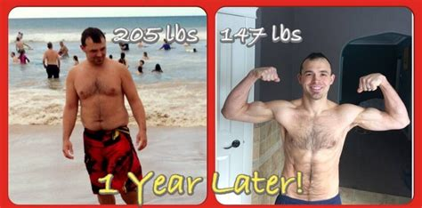Running To Lose Weight   Before and After Photos ...