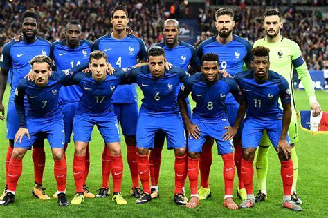 Rusia 2018: Francia jugará cinco amistosos antes de ...