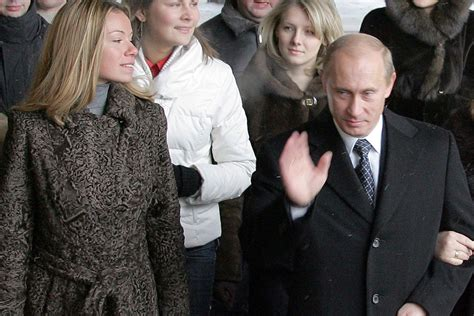 Russia: Just who are the daughters of Vladimir Putin?