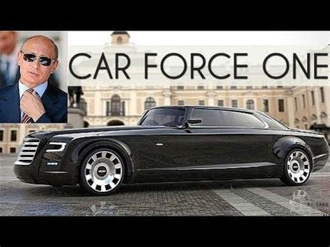 Russia Launches Super Luxury Limo Brand to Compete with ...