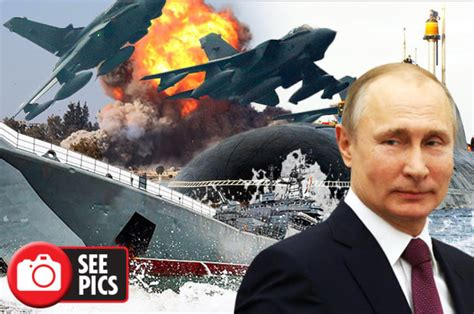 Russia war power in Syria revealed: Vladimir Putin s ...