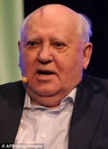 Russian MPs call for Mikhail Gorbachev to be prosecuted ...