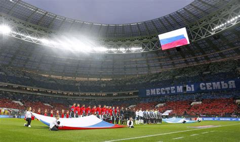 Russian national anthem: What do the words mean? World Cup ...