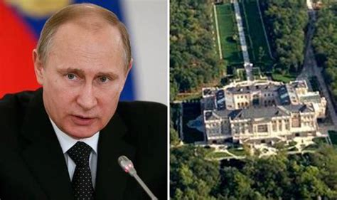 Russian opposition claim Vladimir Putin owns palace on the ...