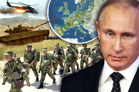 Russian president Vladimir Putin accused of forming secret ...